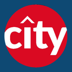 City Roofing and Remodeling square logo